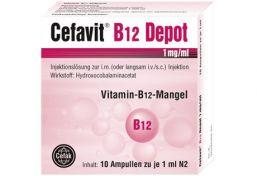 Cefavit B12 Depot 1 mg/ml günstig im Preisvergleich