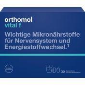 Orthomol Vital F Granulat/Kapseln 30Beutel
