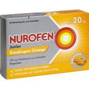 Nurofen Junior Kaudragee Orange 100mg