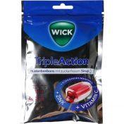 WICK TripleAction Menthol & Cassis oZ