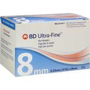 BD Ultra-Fine Pen-Nadel 8 mm