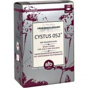 Cystus 052 Bio Halspastillen günstig im Preisvergleich