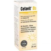 Cefavit D3 Liquid günstig im Preisvergleich