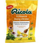 Ricola mZ Beutel Echinacea Honig Zitrone günstig im Preisvergleich