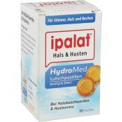 Ipalat Hydro Med Lutschpastillen günstig im Preisvergleich