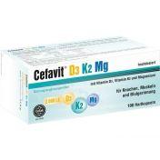 Cefavit D3 K2 Mg 2.000 I.E.