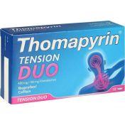 Thomapyrin TENSION DUO 400 mg/100 mg Filmtabletten günstig im Preisvergleich