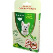 Floh- und Zeckenschutzhalsband f. Hunde Ecto-MAX