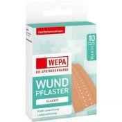 WEPA Wundpflaster Classic 1 m x 6 cm günstig im Preisvergleich