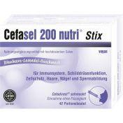 Cefasel 200 nutri Stix günstig im Preisvergleich