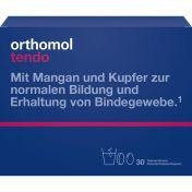 Orthomol Tendo Granulat/Kapseln 30 günstig im Preisvergleich