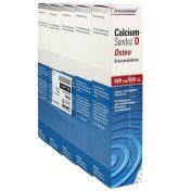 Calcium-Sandoz D Osteo Brausetabletten