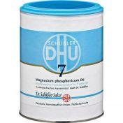 BIOCHEMIE DHU 7 MAGNESIUM PHOSPHORICUM D 6