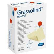 GRASSOLIND Salbenkompressen steril 5X5CM günstig im Preisvergleich