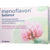 Menoflavon Balance Tabl. günstig im Preisvergleich