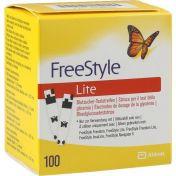 FreeStyle Lite Teststreifen ohne Codieren günstig im Preisvergleich