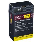 HUMALOG 200 Einheiten/ml KwikPen 3ml günstig im Preisvergleich