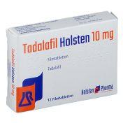 Tadalafil Holsten 10 mg Filmtabletten günstig im Preisvergleich