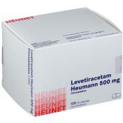 Levetiracetam Heumann 500 mg FTA NET günstig im Preisvergleich