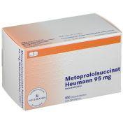 Metoprololsuccinat Heumann 95mg Retardtabletten günstig im Preisvergleich