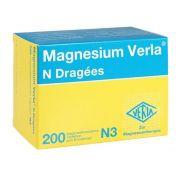Magnesium Verla N Dragees günstig im Preisvergleich