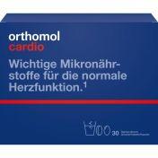 Orthomol Cardio Granulat+Kapseln 30 günstig im Preisvergleich