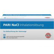 PARI NaCl Inhalationslösung Amp