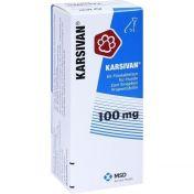 KARSIVAN 100 mg  vet. Filmtabletten