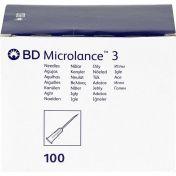 BD Microlance Kanuele 27 G 3 4 0.4x19 mm günstig im Preisvergleich