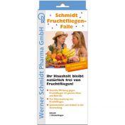 Schmidt Fruchtfliegenfalle m.Pheromon Wirkstoffpla günstig im Preisvergleich