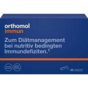 orthomol immun Direktgranulat Himbeer-Menthol