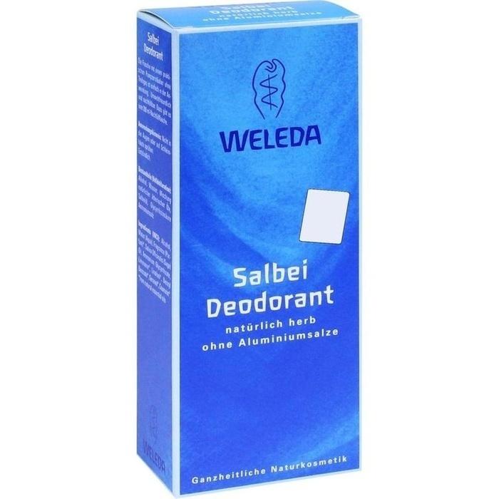 WELEDA AG Weleda Salbei-Deodorant