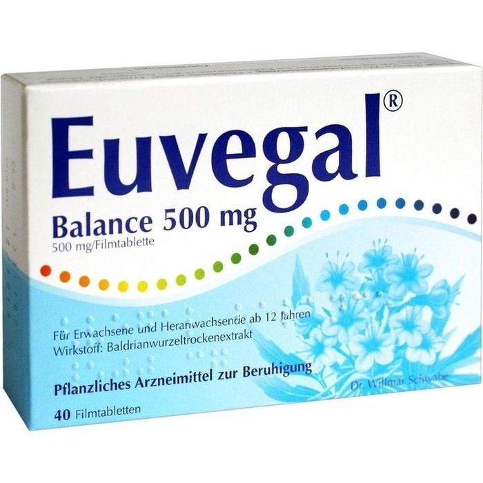 Euvegal Balance 500 mg