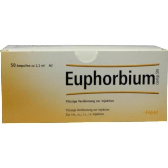 Euphorbium Schwangerschaft