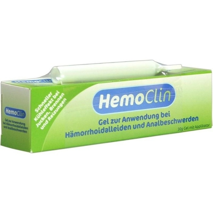 hemoclin 30 g omega pharma deutschland gmbh pzn 2217324. Black Bedroom Furniture Sets. Home Design Ideas