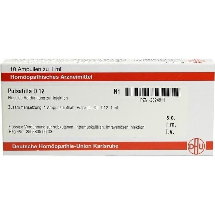 Pulsatilla D12 Kinderwunsch