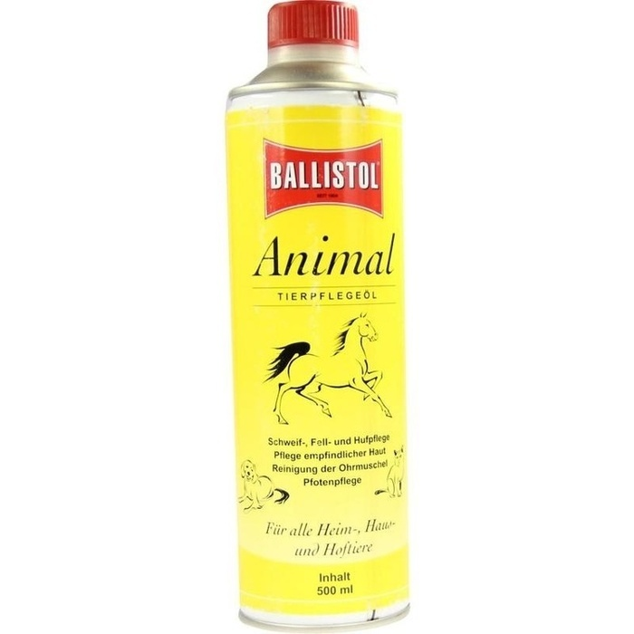 ballistol animal vet 500 ml hager pharma gmbh apothekenvergleich. Black Bedroom Furniture Sets. Home Design Ideas