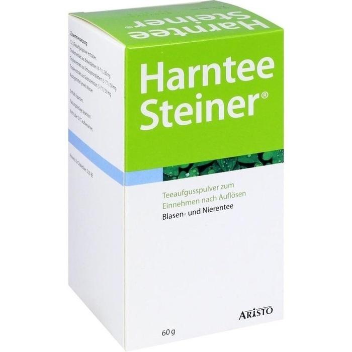 harntee steiner 60 g aristo pharma gmbh pzn 4913559. Black Bedroom Furniture Sets. Home Design Ideas