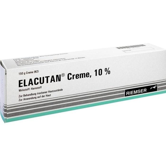 elacutan creme 150 g riemser pharma gmbh pzn 6322667. Black Bedroom Furniture Sets. Home Design Ideas