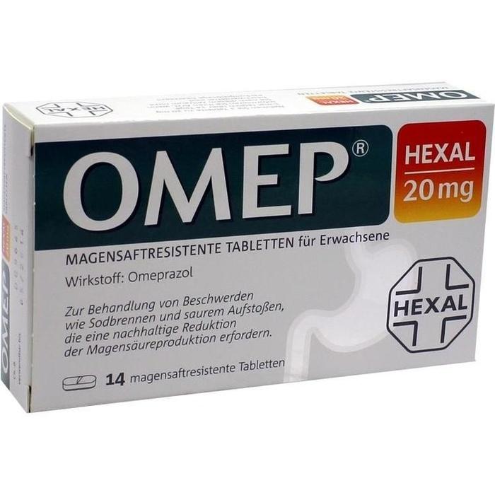 Omep 20 mg