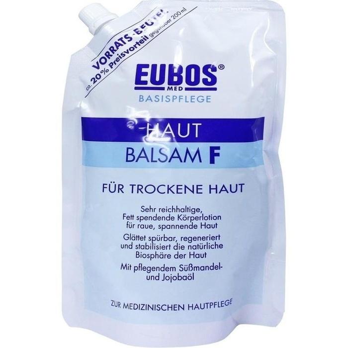 Dr.Hobein (Nachf.) GmbH Eubos Hautbalsam F Nachf Btl