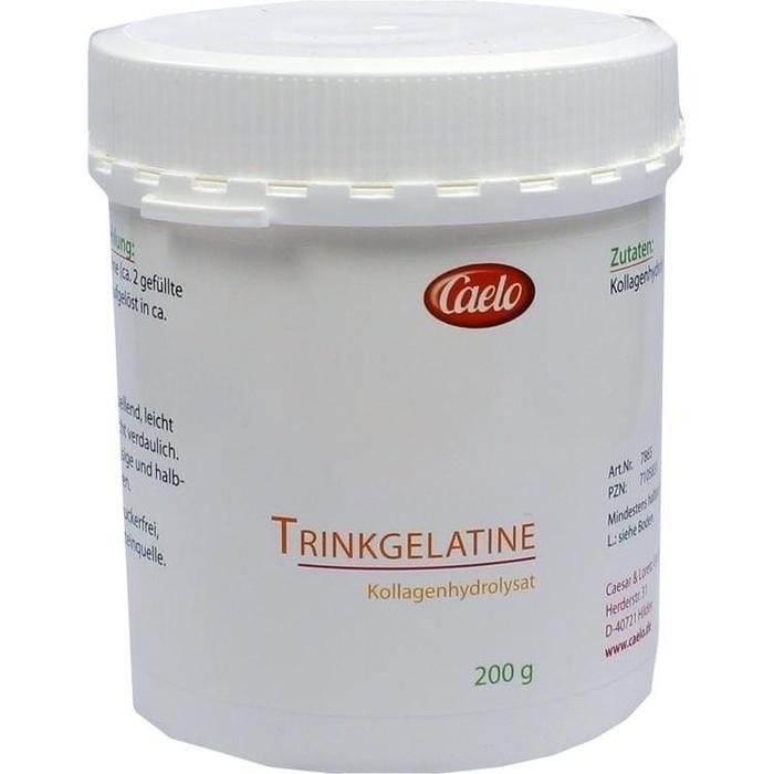 Trinkgelatine Caelo HV-Packung 200 G Caesar & Loretz GmbH..
