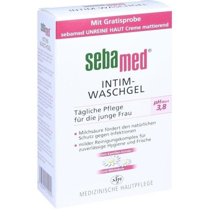 sebamed Intim Waschgel pH 3.8 (200 ml)