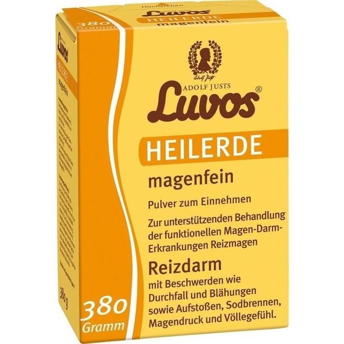 Luvos HEILERDE magenfein Pulver (380 g)