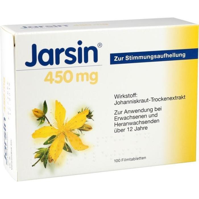 Jarsin 450 mg Filmtabletten