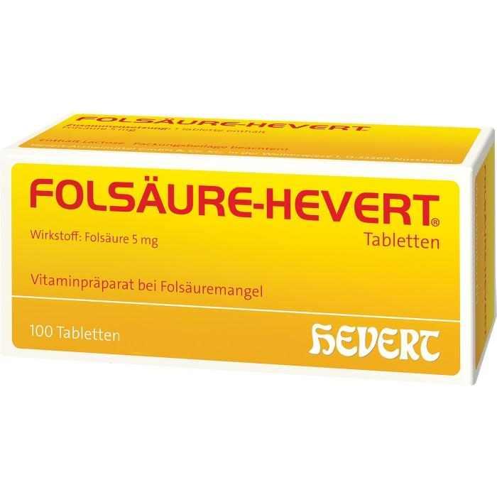 FOLSAEURE HEVERT