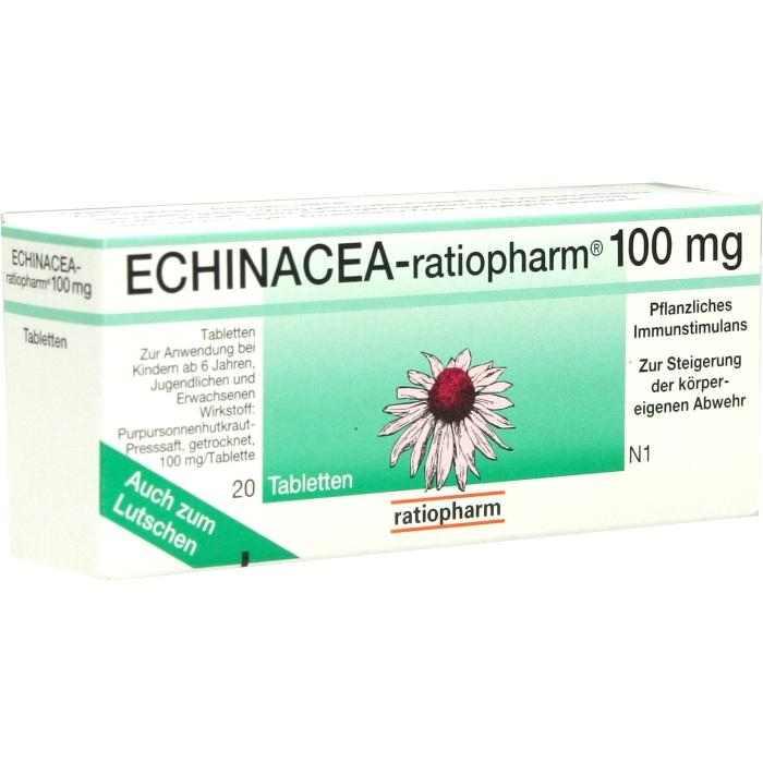 Echinacea 100 mg