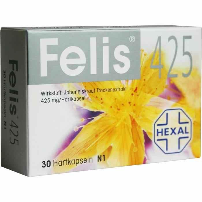 Felis 425 mg, Hartkapseln
