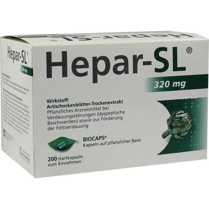 Hepar 320 mg